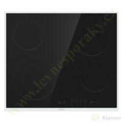 MORA VDST 652 X PREMIUM - sklokeramická deska nerez rám-Sklokeramická vestavná deska, nerezový rámeček