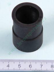 Koncovka hadice LF... vnitřní pr. 20,7x23,4 mm