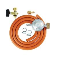 Příslušenství, regulátory tlaku plynu, hadice, náhradní díly